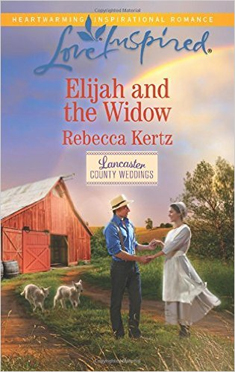 Cover for Elijah and the Widow by Rebecca Kertz